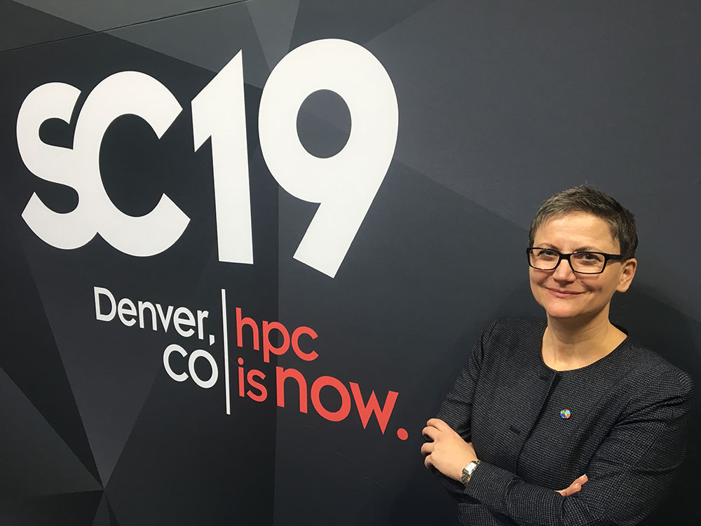 SC19 General Chair Michela Taufer