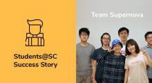 scc team supernova