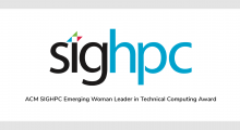 ACM SIGHPC EWL/TC Award