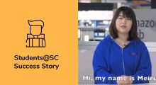 Students@SC Success Story