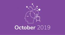 October 2019 graphic